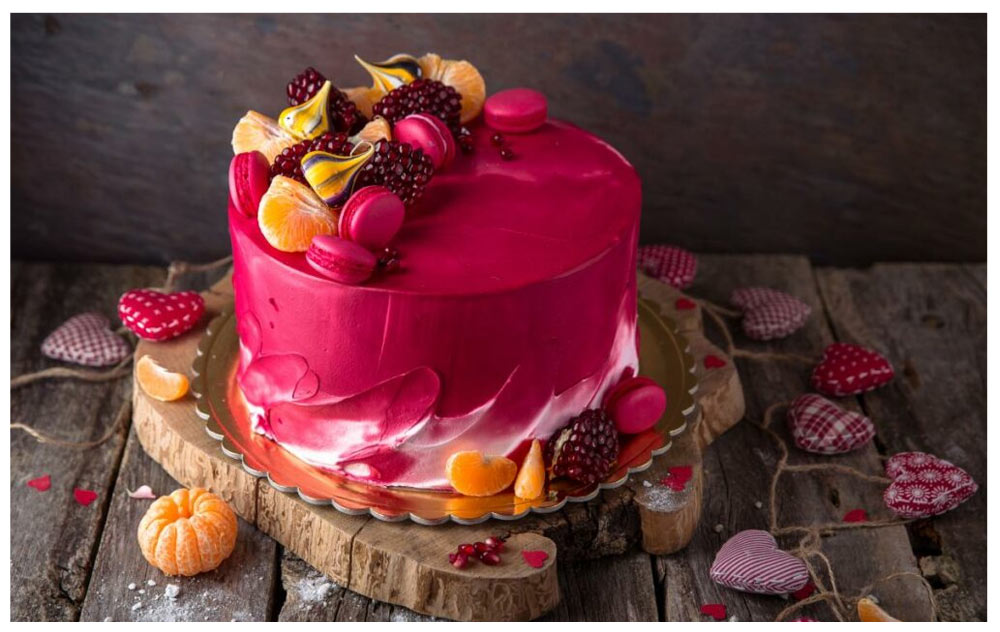 Art et gourmandise : le cake design